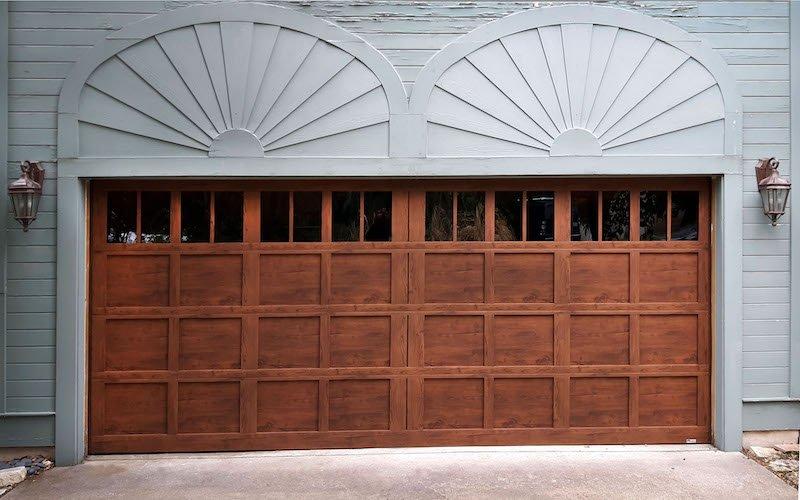 Martin Steel Pinnacle Garage Door