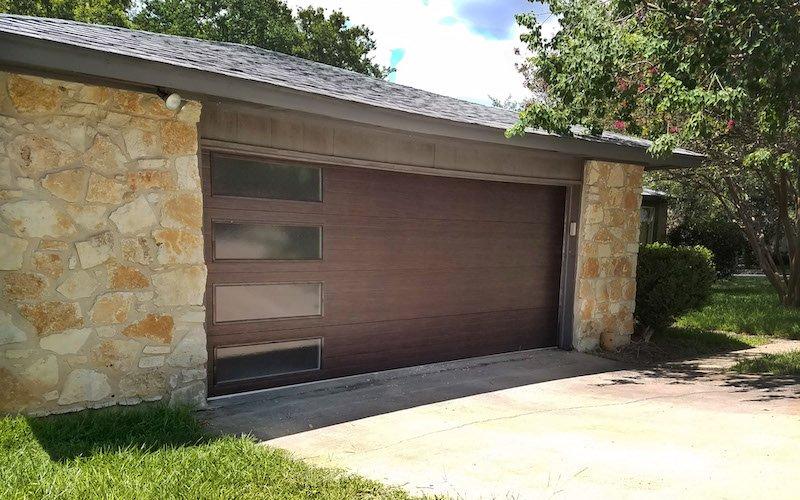 Residential Garage Door-3-Hutchins Garage Doors