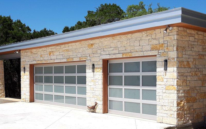 Residential Garage Door-6-Hutchins Garage Doors